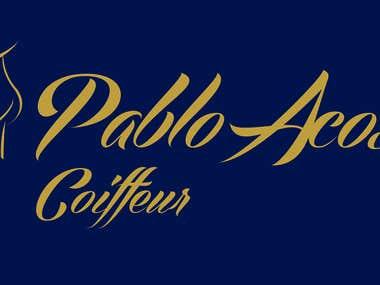 Pablo Acosta Coiffeur Logo