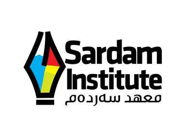 """Sardam Institute"" Logo design..."