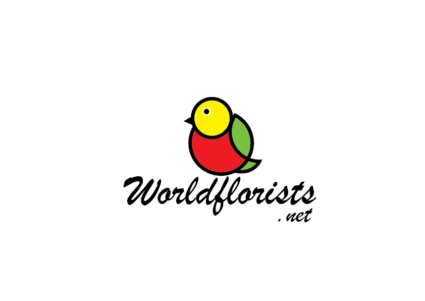 """worldflorists"" logo design..."