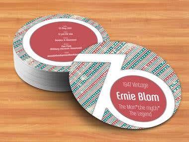 Circle invitations