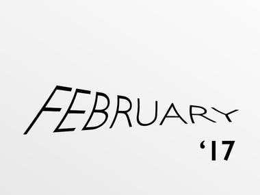 February '17