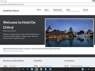 Hotel De Chitral