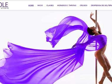 flypolefit.com - Website Design