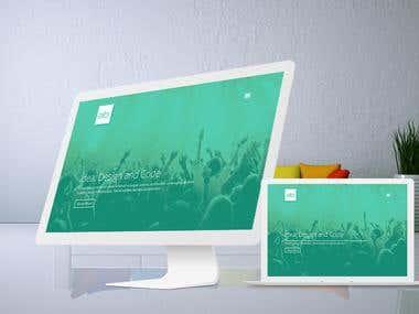 Modern Portfolio Website