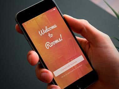 Rooms Iphone App