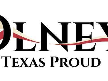 Olney Texas Logo