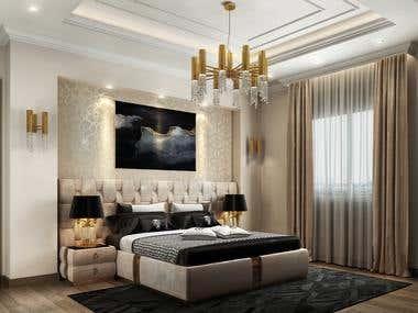 VISSIONAIRE LUXURY BEDROOM