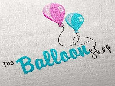 The Balloon Shop Logo