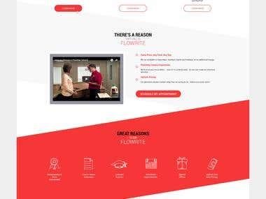 Flowrite Website