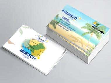 Business cards etc.. (Corporate Identity)