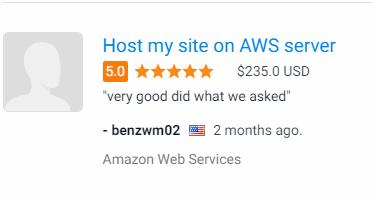AWS Server Specialist