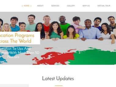 globalzedu.com Website