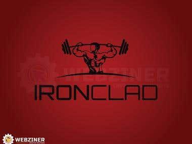 Iron Clad Logo