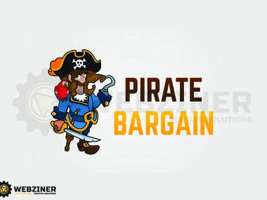 Pirate Bargain Logo