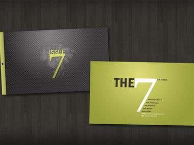Business cards designed