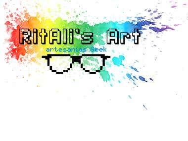 Logo Empresa Ritali´s Art