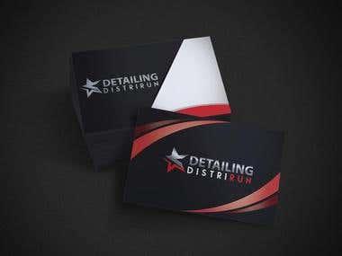 Detailing Distirun (logo design)