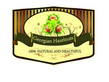 Hazelnuts Label