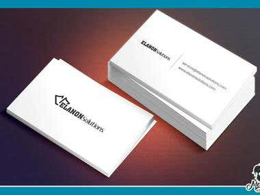 Business Cards & Letterheads