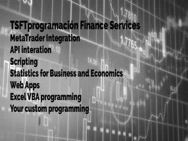 Banking Finance Financial Services Programming