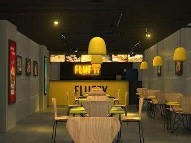 Fluffy Restaurant Launch