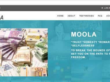 Peer To Peer Donation Website