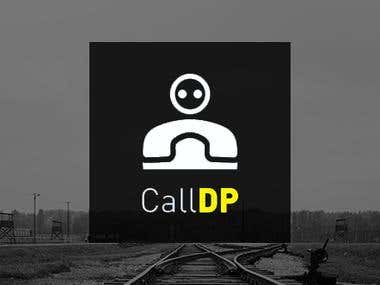 Android app - CallDP ( Set / Reset the DP and Save  Preview)
