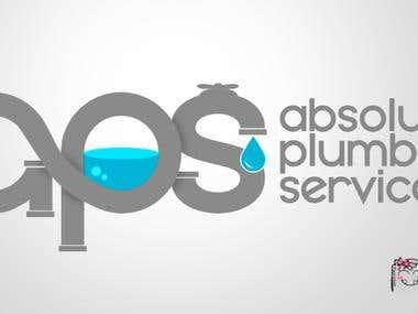 Absolute Plumbing Service Logo