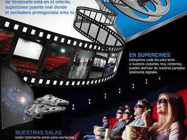 publicidad cines unidos
