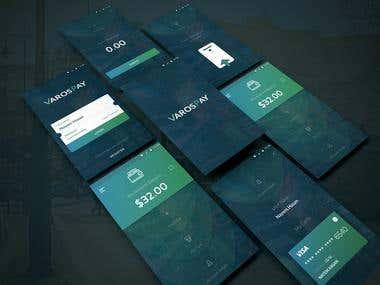 VarosPay - Payment Wallet App