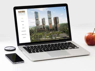 Residential Website - Home - Responsive
