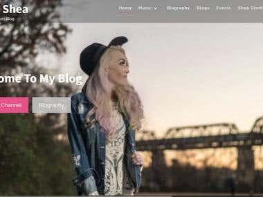 Wordpress  Responsive Design