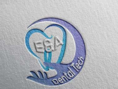 E&A Dental Tech Logo