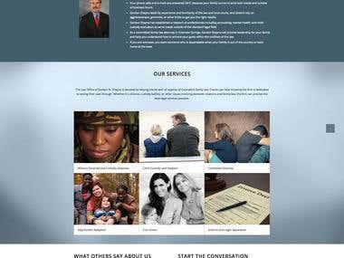 WEBSITE DESIGN & DEVELOPMENT - WORDPRESS