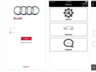 Audi Plus