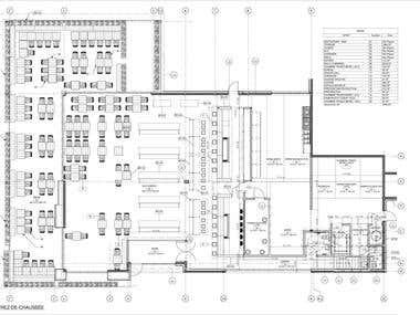 Autodesk Revit project