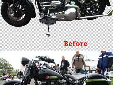Photo Background Removal