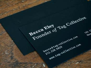 business card sample 2