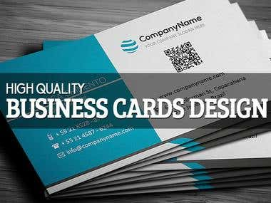 business card sample 3