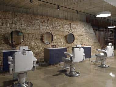 Fit For Vikings - Barbershop