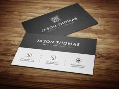 business card sample 5
