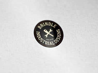 Logo Design Contest - Brindle Industrial Design