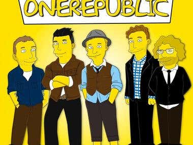OneRepublic Pass card