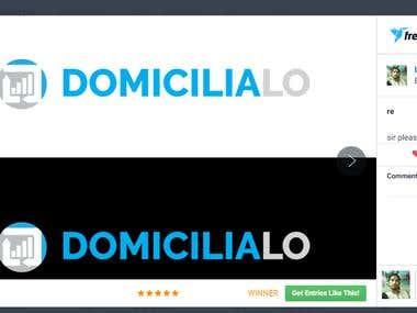 Domicilialo Logo