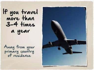 Annual Travel Insurance Video