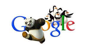 Demo project of Google Panda / Penguin