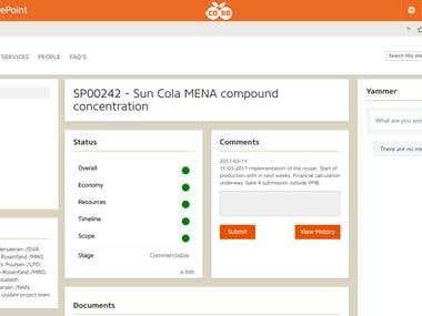 Office 365 - SharePoint Portal