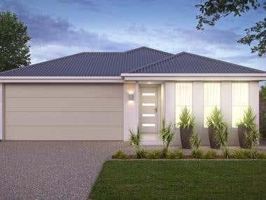 Classic Australian house
