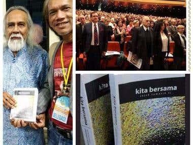 """Published Book """"Kita Bersama, Jejak Temasik"""""""