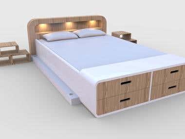 Product Design, furniture design, interior design
